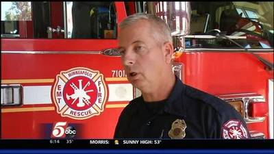 News video: Mpls. Firefighter to be Honored for Response to Duplex Fire